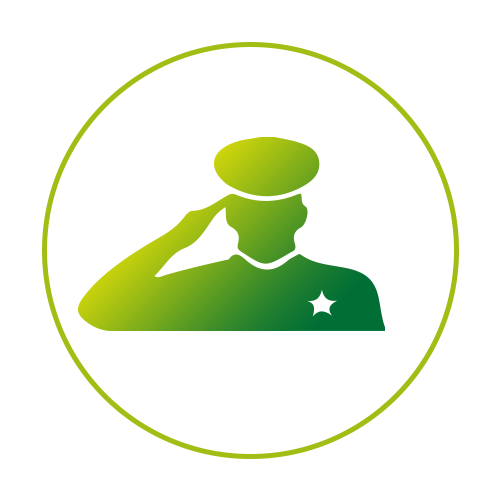 Home Inspection performed by Dale Witt is a veteran of the United States military